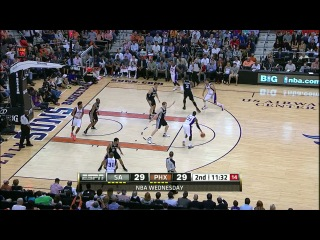 NBA 2011-2012 / RS / 25.04.2012 / San Antonio Spurs @ Phoenix Suns 1