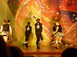 Танц Show Ларисы Шавниной (г.Верхняя Тура). Офигенный танец!