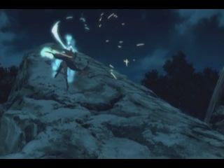 [AMV] Синий Экзорцист (Рин vs Амаймон)