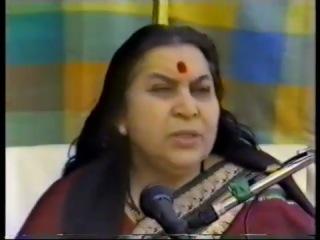 1983-01-16: How Sahaja Yoga Works, Puja talk, Vaitarna, India