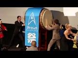 Премьера фильма «Стартрек: Возмездие» в Токио, Япония (13 августа, 2013)