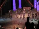 Народный ансамбль современного эстрадного танца Арабеск,композиция 5 Авеню