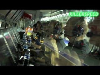 Формула 1 Гран-при Сингапура 2012. Неоффициальный клип.