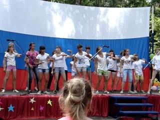Флэшмоб танец