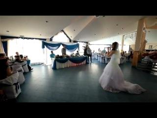 Свадебный сюрприз невесты жениху (песня) 2012