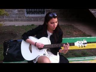 Жаным сол) gitara