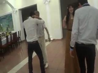 Свадьба в Армавире. Армянская девушка поет песню Майкла Джексона Billie Jean. Очень красиво.