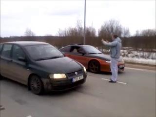 Fiat stilo 1.9d 85kW vs mazda mx6 2.0 85kW