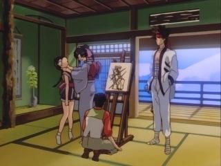 Самурай Икс (Бродяга Кэнсин) / Rurouni Kenshin / Серия 78