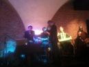 Дебют DJ Diamo Igor Vilkoff (sax) Yurij Romaniv (elektro piano) Elvis (guitar) - Deep House Jazzy в АРСЕНАЛІ