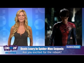 Denis Leary Confirmed For 'The Amazing Spider-Man' Sequel