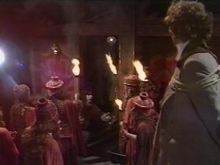 Классический Доктор Кто ,сезон 13,серия 18