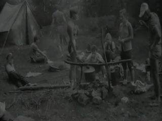 Наш поход в Карпаты с Семенычем - 1986 год