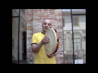 NAFDA Frame Drum Features 5 - Tamburello - Sicilian