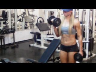 Female Bodybuilding and Fitness Motivation - To The Stars (Muscle Factory). Все о спорте, красоте и здоровье. Волжский. Супер. Н