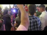 Ariel Winter meeting fans at The Odd Life of Timothy Green Premiere 8/6/12