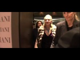 Sharon Stone @ the Official Reopening of Damiani Boutique in Milan