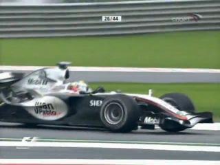 Формула 1 гран при бельгии 16 этап из 19 2005