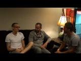 Linkin Park Deuce X103 Interview August 25 2012 (LINKIN 〚♫ Russian Fans ♫ 〛PARK)