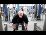 Dennis Wolf Trains Back with Dennis James - 7 Weeks Out from Mr.Olympia 2012