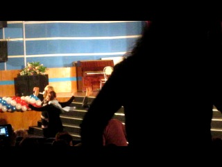 Танцы на крымско-татарском концерте 28.10.2012 г. - Ч.1
