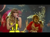 [PERF] 121222 Hyorin - All I Want For Christmas Is You @ Yoo Hee Yeol's Sketchbook