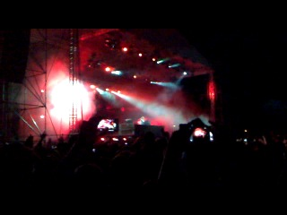 David Guetta/ Solar Summer Fest 27.07.2012 New Song ft Sia