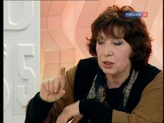 Елена Камбурова и Ольга Арефьева в программе А.Максимова