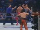 John Cena, Rey Mysterio, RVD vs. Booker T, René Duprée, Kenzo Suzuki | WWE SmackDown 02/09/2004