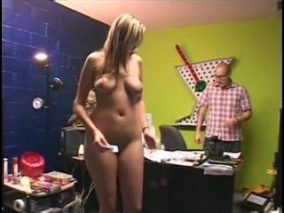 CMNF - Naked Girl