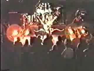 Slayer Woodstock Live 83 - Tormentor