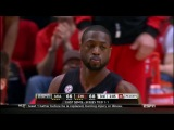 Nate Robinson's BIG block on LeBron James!