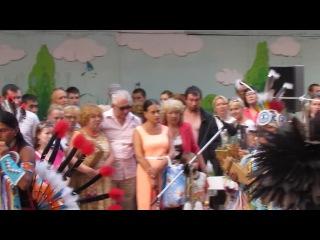 индейская музыка 17.08.2013