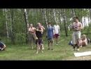 Русские спарринги 2013.7.6 - Потешный лопаточный бой