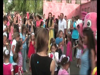 День Защиты Детей) Лунтик Тоже КРАССАВА ))))