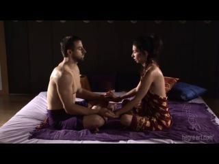 Эротический массаж женских гениталий
