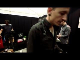 Chester fun dance (European Tour 2012)