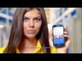 Реклама Samsung GALAXY Ace 2