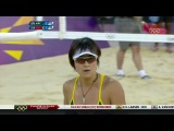 London.2012.Olympics.Womens.Beach.Volleyball.Bronze.Medal.Game.Brazil.vs.China.720p.HDTV.x264-2HD