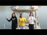 Shahrizoda Three Uyghur Girls from Uzbekistan.avi