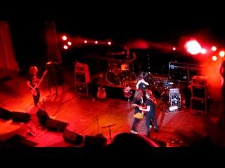 Би-2 - Мой рок-н-ролл (Оренбург 15.05.2012)
