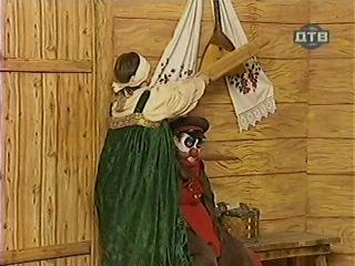 Каламбур -Деревня Дураков.(19.серия).2000-2001.DivX.TVRip