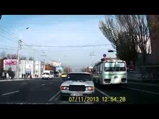 Мастерство вождения 100-го уровня по-кавказски