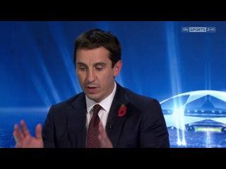 Лига Чемпионов 2012-13 / Групповой этап / Обзор матчей 4-го тура (среда) / Sky Sports 1 HD