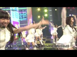 [Выступления SKE48] SKE48 - Banzai Venus (Shinsai Kara Ninen Ashita he Concert 09.03.2013 BS Premium)