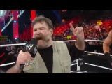 WWE Monday Night RAW 11.02.2013 Zack Ryder vs. Jack Swagger