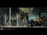 Mortal Kombat Legacy (битва киборгов)