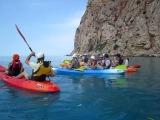 Кубинский Стиль в море на каяках 24.06.2012