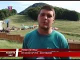 """Група Time-R. попадає в кадри На каналі ТРК """"Мукачево (М-Студіо)""""на фестивалі Велет"""