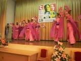 18 Фестиваль языков- Чебоксары.Танец с веерами.(Центр развития творчества Росток, руководитель Т.Лашкова)